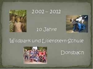 10 Jahre Wildpark Lilienstern Titelbild