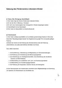 Satzung-Förderverein Bild